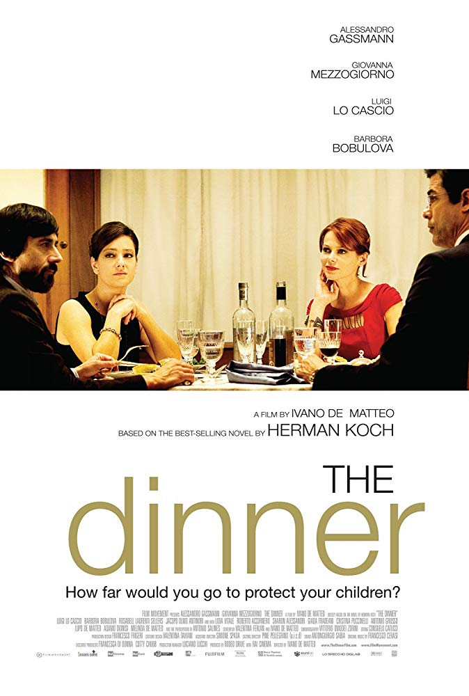 The Dinner (2016) Italy