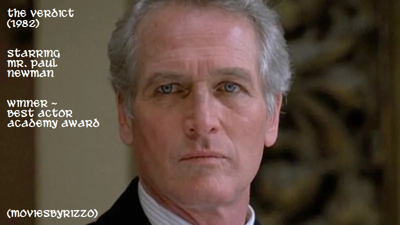 Paul Newman- The Verdict